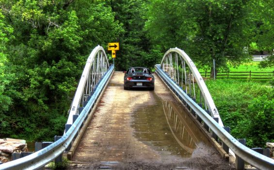 A Z4 Tour of Maryland Relics