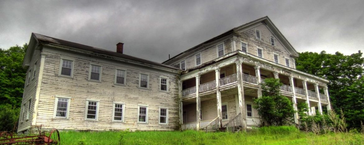 """The Catskills Mountains """"Borscht Belt"""": Here and Gone, Part I"""