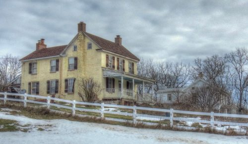 Mansions in the Snow, and the Darker Side of History