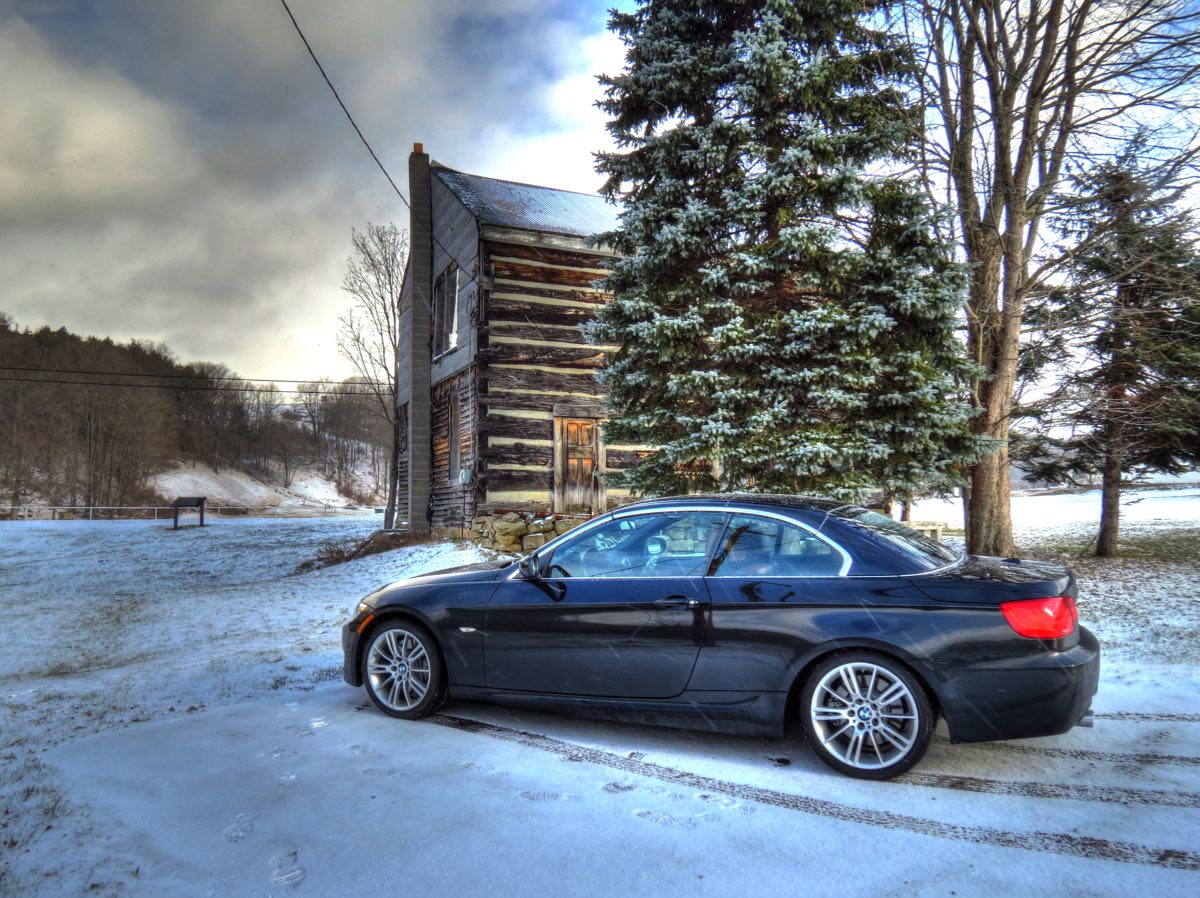 On the Roof of the World: West Virginia by BMW
