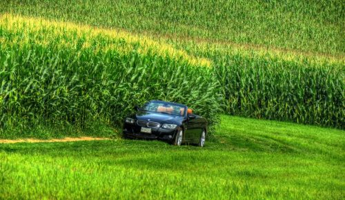 Central Pennsylvania: Crossing Mountains, Covered Bridges, and Cornfields by BMW