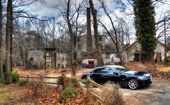 Gone and Goner: The Ghost Towns of the New Jersey Pine Barrens (Part I)