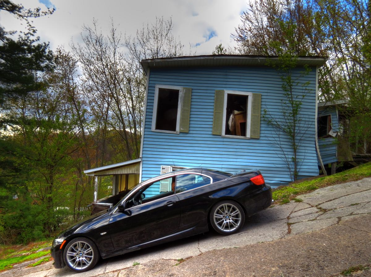 Deepest West Virginia: A BMW Tour of Southern Coal Country