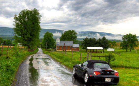 History, Scenery, and Wonderful Roads—Virginia & West Virginia at Their Best