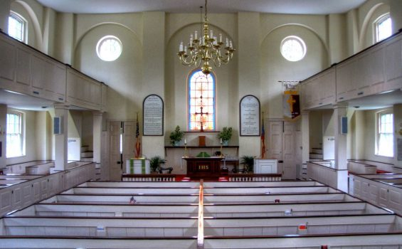 Southern Maryland's Old Churches, Homes, and … Racetracks?