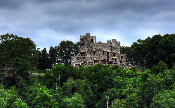 New England Part II: Sherlock Holmes' Castle