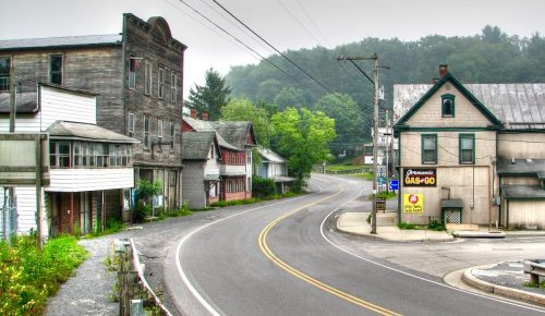 """Ghost Towns of the Upper Potomac"""