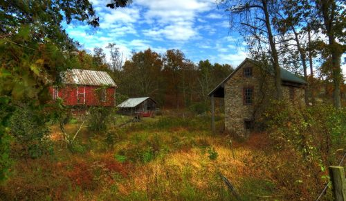 A Z4 Tour of Coal Country and the Occasional Fall Colors