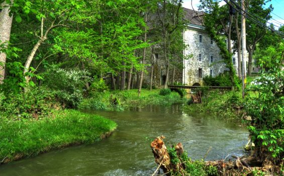 Furnaces, Bridges, and Floods (Oh My!): A BMW Tour of Washington County, MD