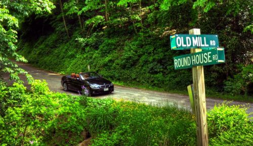 The Snake, the Dragon, and Phil: A BMW Tour of Tennessee and North Carolina