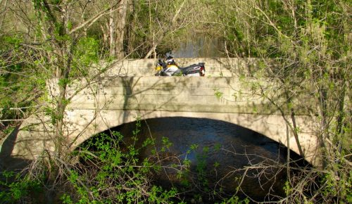 Bridges to Nowhere (Old Dominion Meanderings)