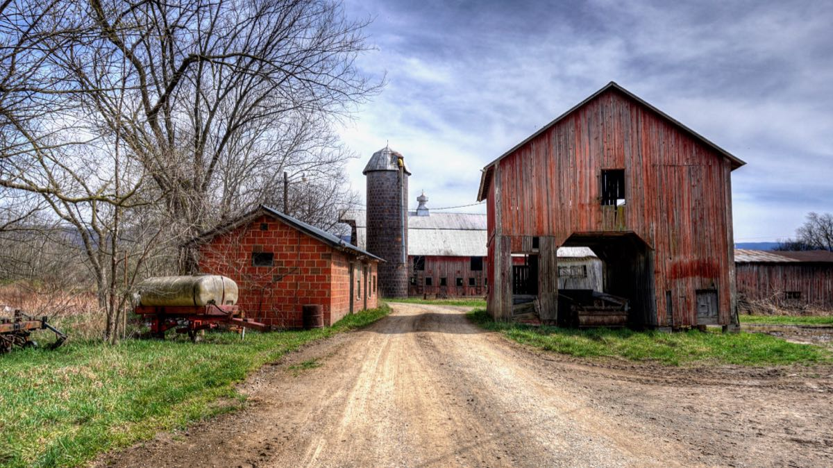 Sheltering in (a Moving) Place: A BMW Tour of the Back Roads of West Virginia