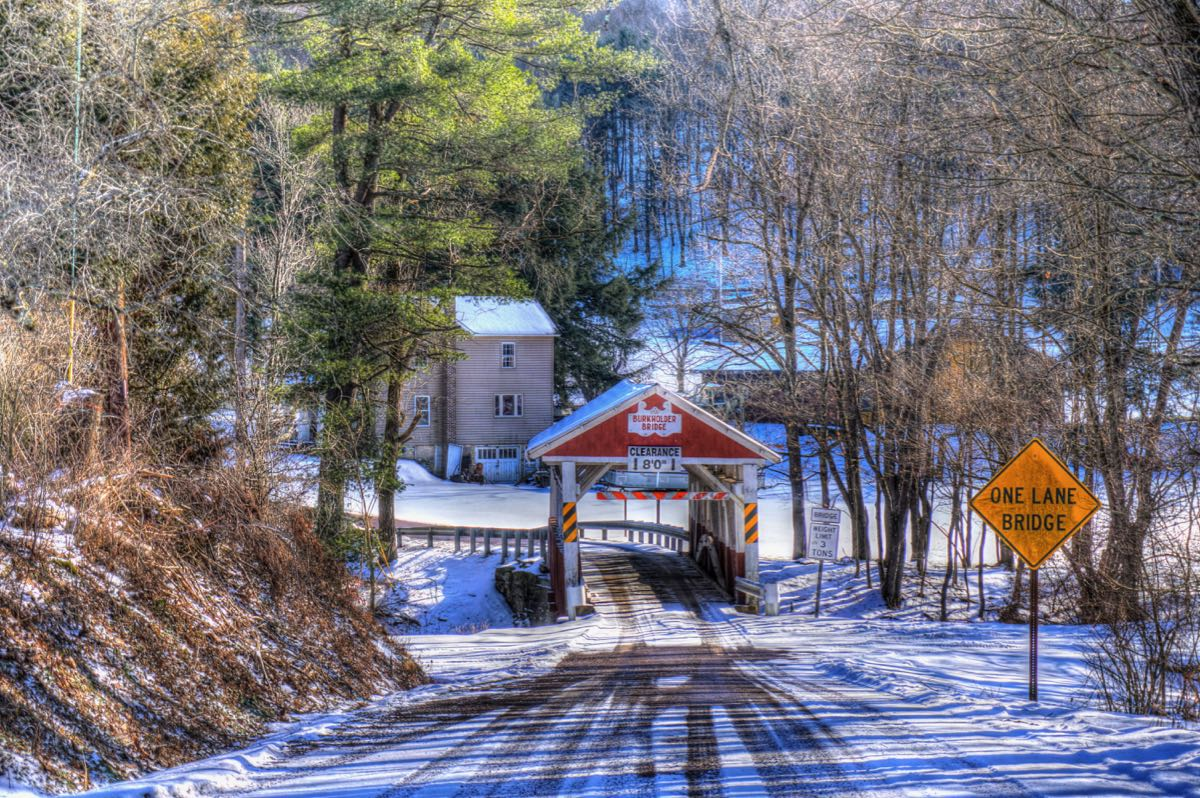 Frozen Mountain Fun in Maryland and Pennsylvania
