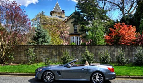Cruisin' Delaware Part II: I Find Mansions Aplenty—and Jump Over Pennsylvania